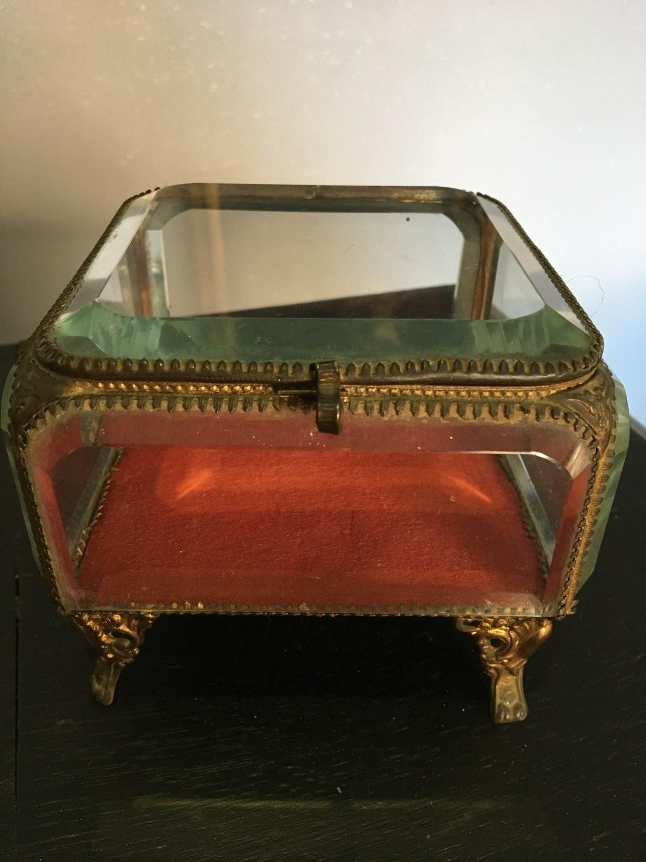 boite a bijoux napoleon 3