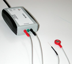 3-lead isolated ECG Recording Cable, requires DIN input