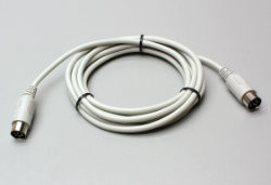 Adapter Cable - DIN 8 Male to Male (5 ft.)