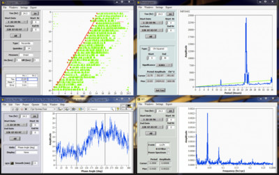 ClockLab Analysis Software Version 6