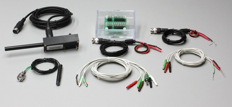 AS-TA Add-On Animal Physiology Transducer Set