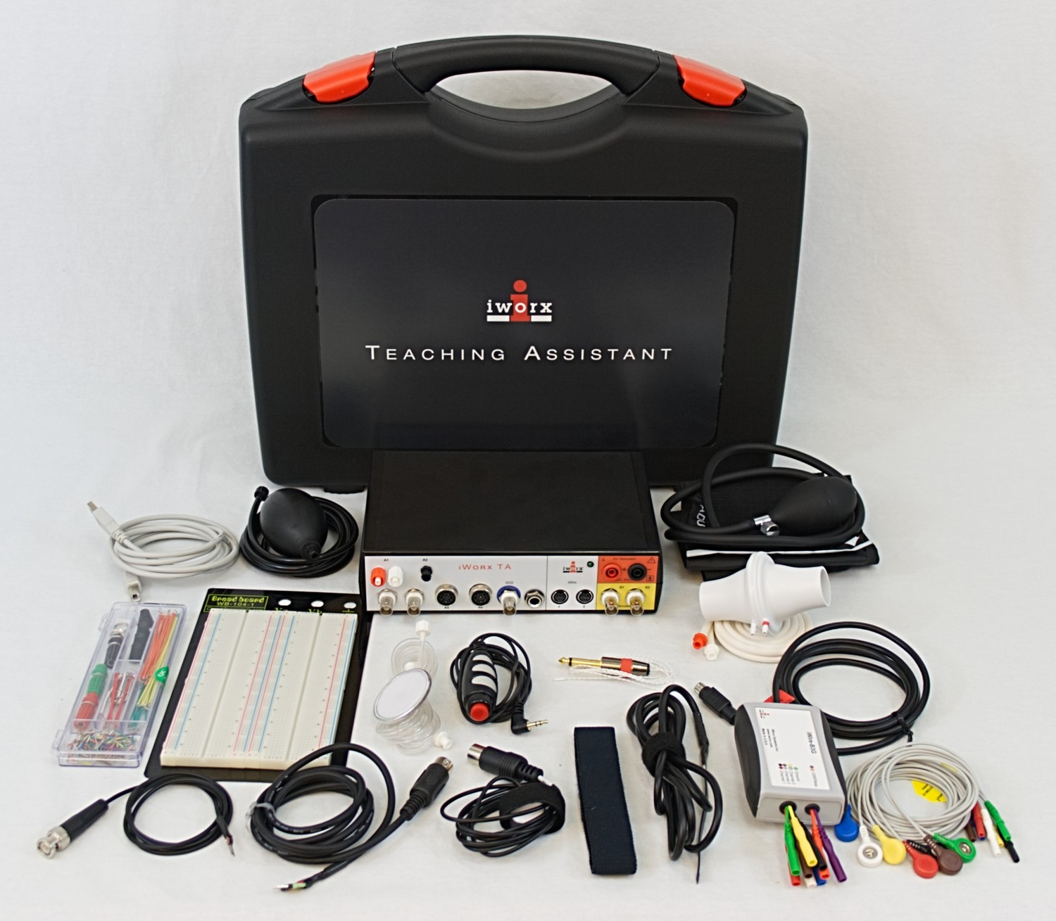 BioInstrumentation Physiology Teaching Kit