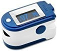 USB Pulse Oximeter for use with iWorx Recorders (Includes finger sensor) for Windows