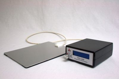 """Small Animal Heater Controller system with a 8"""" x 10"""" heated bed"""