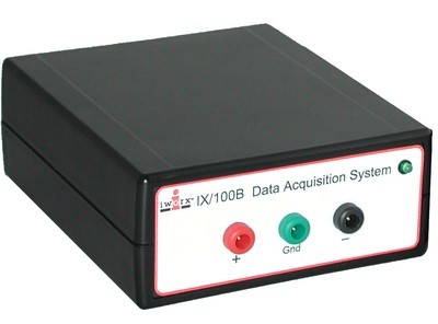 Single Ch. Data Acquisition System with Biopotential Amplifier