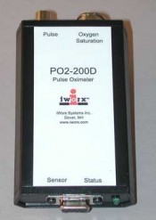 Pulse Oximeter for use with iWorx Amplifiers (Sensor not included)