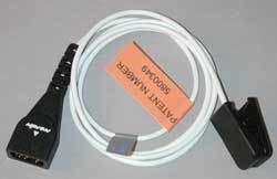 Pulse Oximeter Finger Clip Sensor for use with PO2-200D