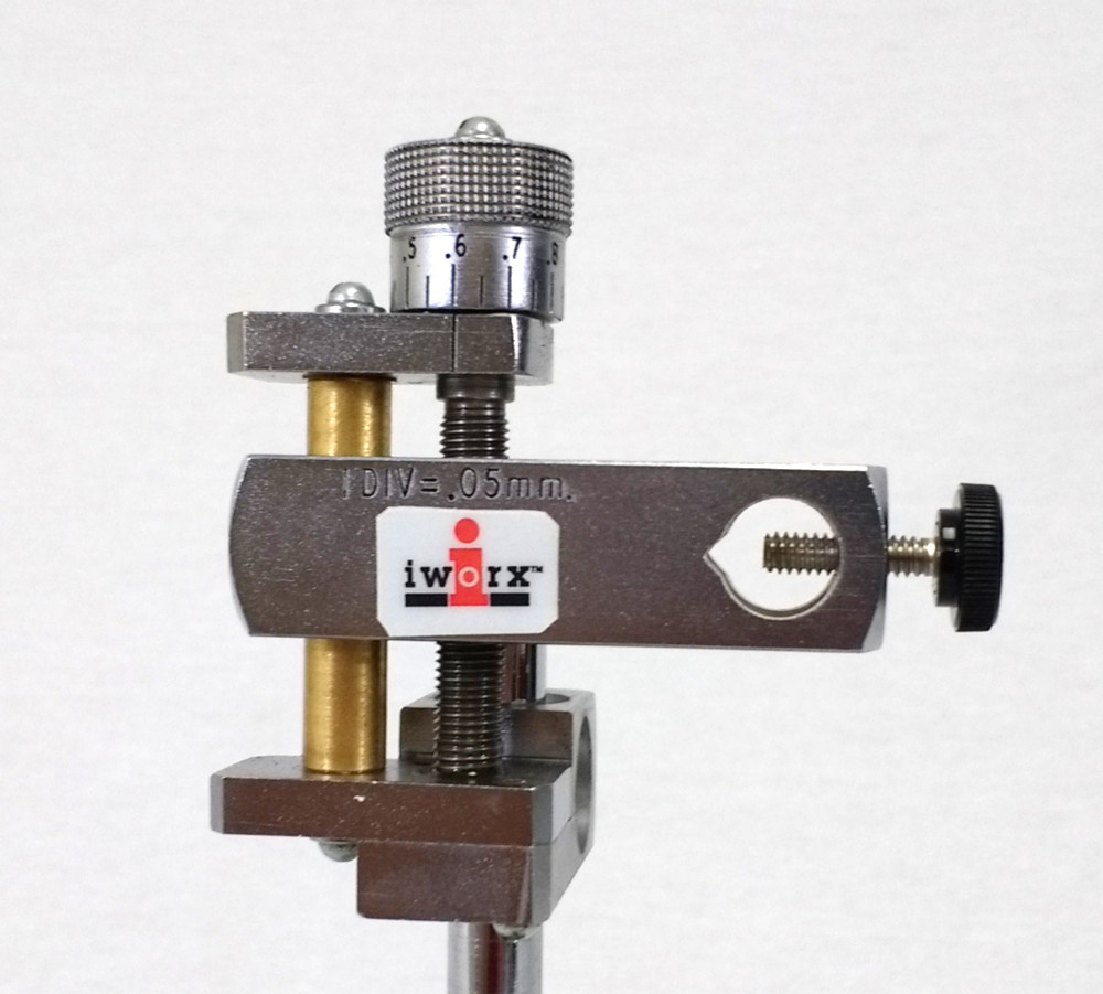 Precision Micrometer X Block