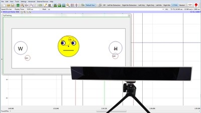 Gazepoint Eye Tracker with LabScribe eye tracking module