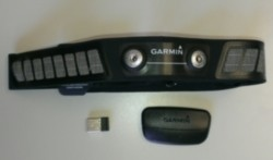 Garmin Premium Heart Rate Monitor Strap with USB ANT+ adaptor