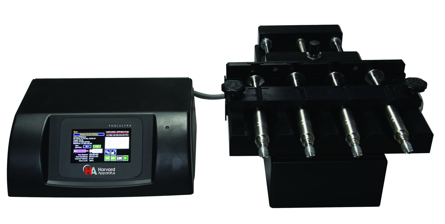 Remote Infuse/Withdraw PHD ULTRA™ HPSI & PHD ULTRA™ XF Programmable Syringe Pumps