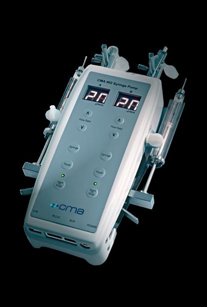 CMA 402 Microdialysis Syringe Pump