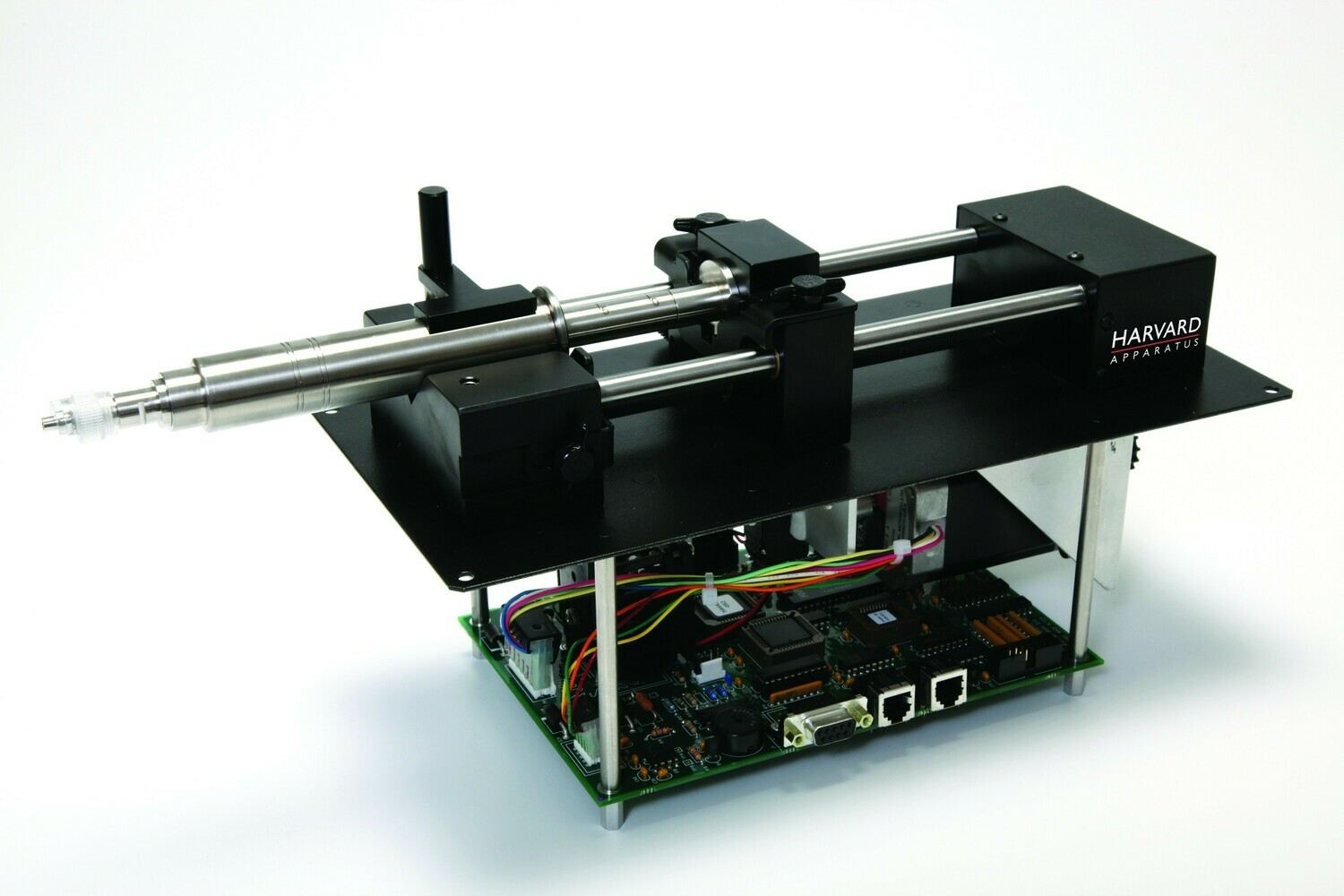 High Pressure OEM Syringe Pump Modules