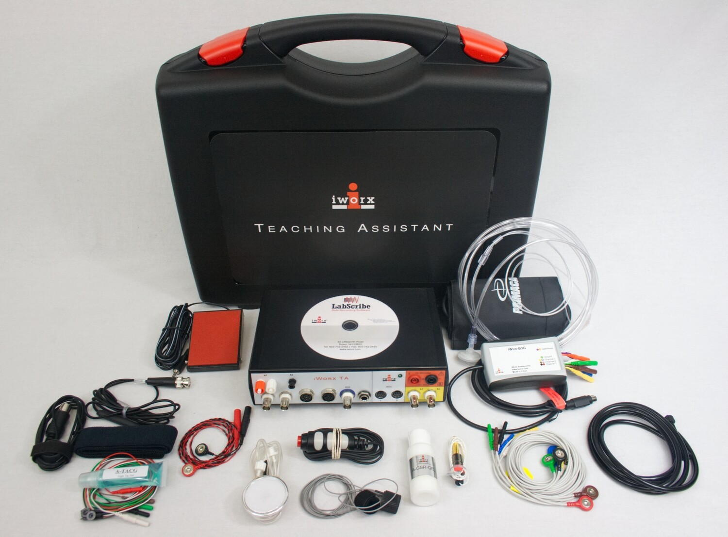 PK-TA Psychological Physiology Teaching Kit