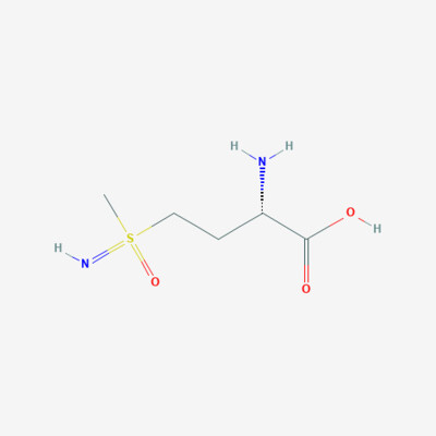 L-Methionine sulfoxiimine - 15985-39-4 - (2S)-2-amino-4-(S-methylsulfonimidoyl)butanoic acid - C5H12N2O3S