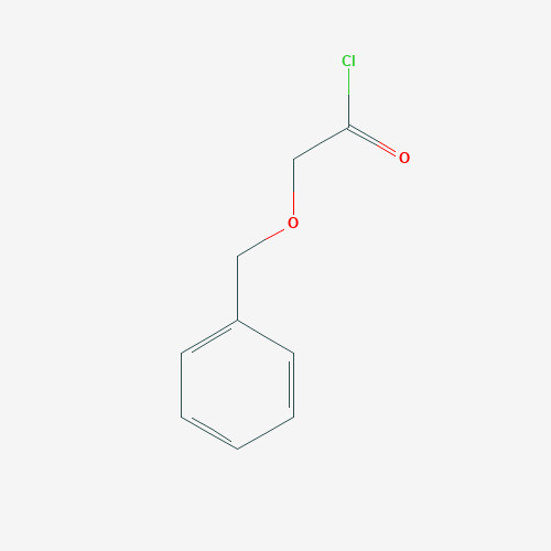 Benzyloxy acetyl chloride - 19810-31-2 - Benzyloxyacetylchloride - C9H9ClO2