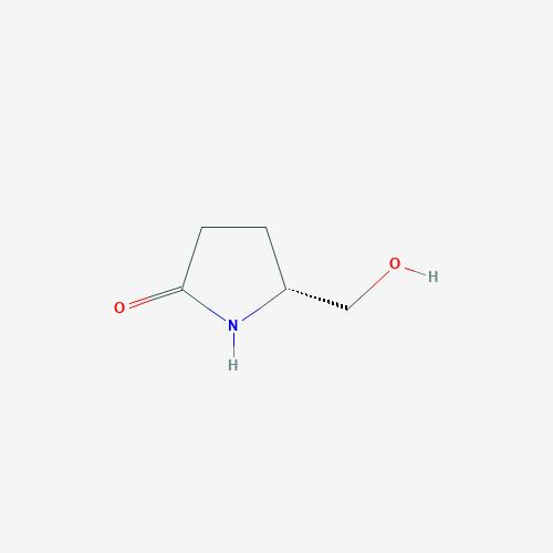 R-Pyrroglutaminol - 66673-40-3 - (R)-(-)-5-(Hydroxymethyl)-2-pyrrolidinone - C5H9NO2