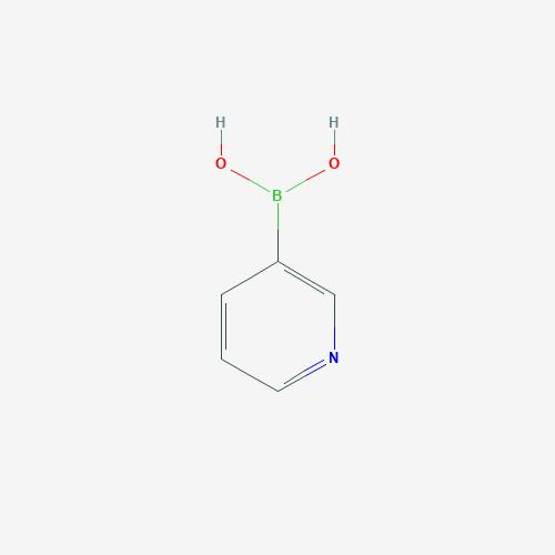 3-Pyridinyl boronic acid - 1692-25-7 - Pyridine-3-boronic acid - C5H6BNO2