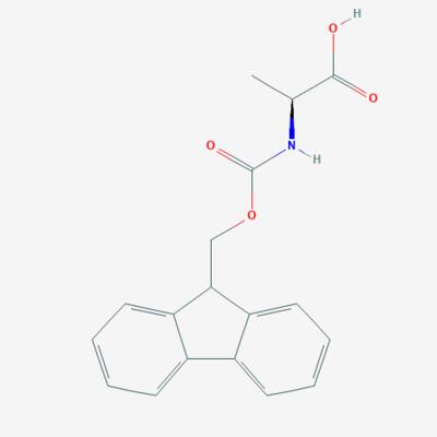 FMoc L-Alanine - 35661-39-3 - Fmoc-Ala-OH - C18H17NO4