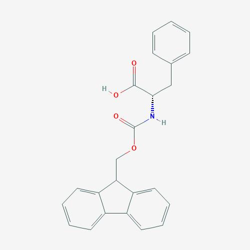 FMoc-L-Phenylalanine - 35661-40-6 - N-Fmoc-L-phenylalanine - C24H21NO4