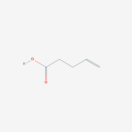 4-Pentenoic acid - 591-80-0 - Allylacetic acid - C5H8O2