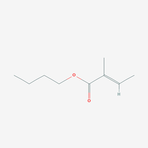 Butyl Tiglate - 7785-66-2 - 2-Butenoic acid, 2-methyl-, butyl ester - C9H16O2