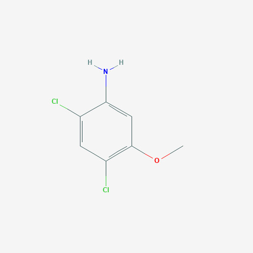 2,4-Dichloro 5-Methoxy Aniline - 98446-49-2 - 5-Amino-2,4-dichloroanisole - C7H7Cl2NO