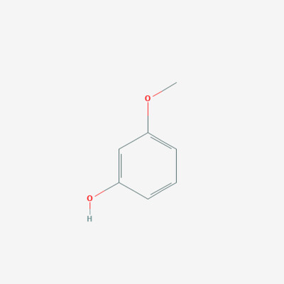 3-Methoxy-phenol - 150-19-6 - m-Hydroxyanisole - C7H8O2