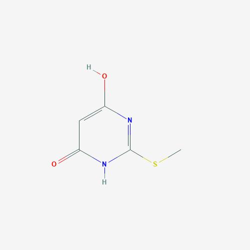 2-Thiomethyl-4,6-dihydroxy pyrimidine - 1979-98-2 - S-Methylthiobarbituric Acid - C5H6N2O2S