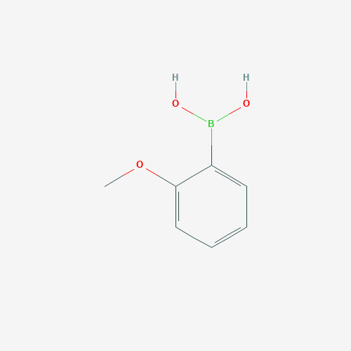 2-Methoxy benzene boronic acid - 5720-06-9 - 2-Methoxybenzeneboronic acid - C7H9BO3