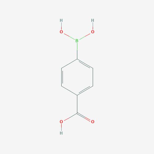 4-Boronobenzoic acid - 14047-29-1 -   4-Carboxyphenylboronic acid - C7H7BO4