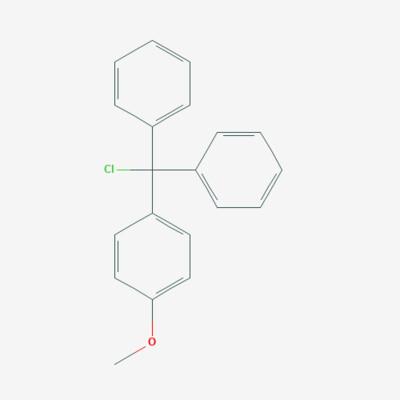 Mono Methoxy trityl chloride - 14470-28-1 - 4-Methoxytriphenylchloromethane - C20H17ClO
