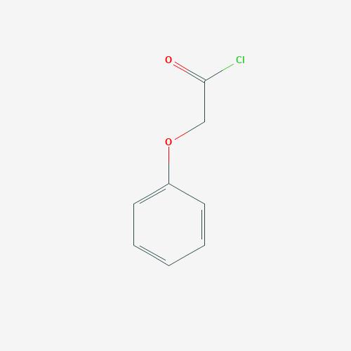 Phenoxy acetyl chloride - 701-99-5 - 2-phenoxyacetyl chloride - C8H7ClO2