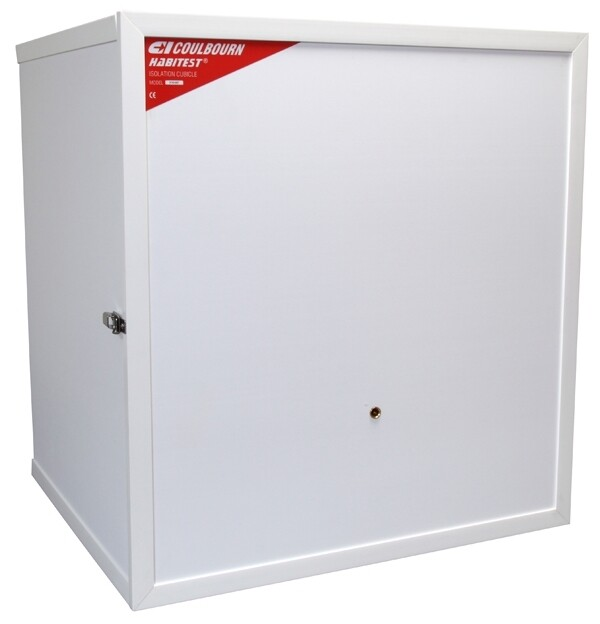 "ISOLATION CUBICLE, TALL (ID: 21.5"" W X 16.24"" D X 22.5"" H) WITH HIGH ATTENUATION LINER"