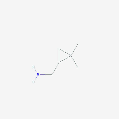 Dimethyl Cyclopropyl Methyl Amine Hydrochloride - 725743-45-3 - (2,2-Dimethylcyclopropyl)methanamine - C6H13N
