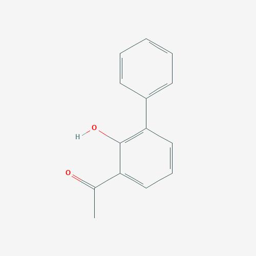 2-Hydroxy 3-Phenyl acetophenone - 21424-82-8 - 3-Aceto-2-hydroxybiphenyl - C14H12O2