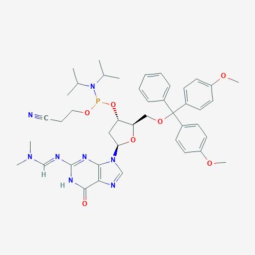 5'-ODMT N-dmf dG Phosphoramidite (Amidite) - CAS No. 330628-04-1