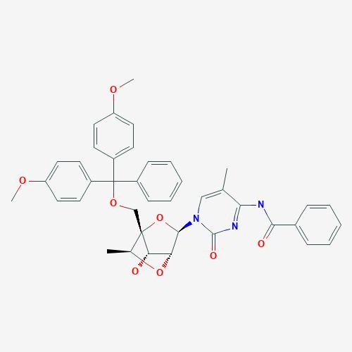5'-ODMT cEt N-Bz 5-Me C (PNS) - CAS No. 1197033-15-0