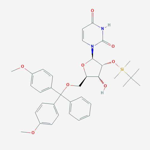 5'-ODMT-2'-OTBDMS Uridine (PNS) - CAS No. 81246-80-2