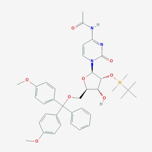 5'-ODMT-2'-OTBDMS-N-Ac Cytidine (PNS) - CAS No. 121058-85-3