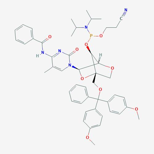 5'-ODMT-LNA N-Bz 5-Methyl Cytidine-Phosphoramidite (Amidite) - CAS No. 206055-82-5