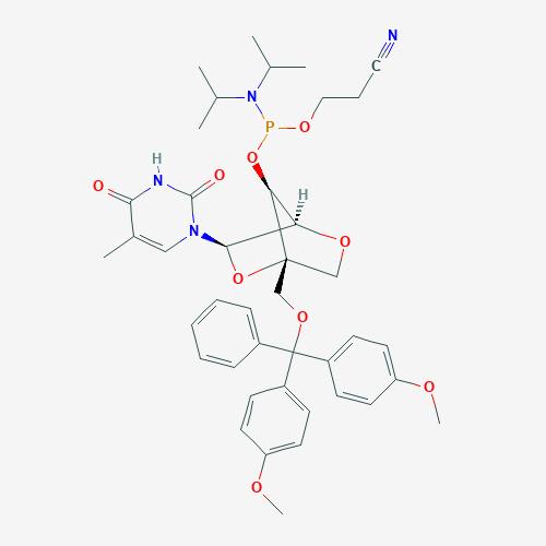 5'-ODMT-LNA Thymidine-Phosphoramidite (Amidite) - CAS No. 206055-75-6