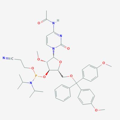 5'-ODMT 2'-OMe-N-Ac C Phosphoramidite (Amidite) - CAS No. 199593-09-4
