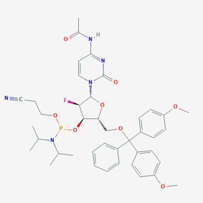 5'-ODMT 2'-Fluoro-N-Ac C Phosphoramidite (Amidite) - CAs No. 159414-99-0