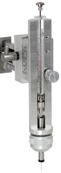 Model 1972 Syringe Holder