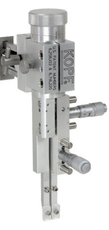 Model 1973 Dual Cannula Insertion Tool