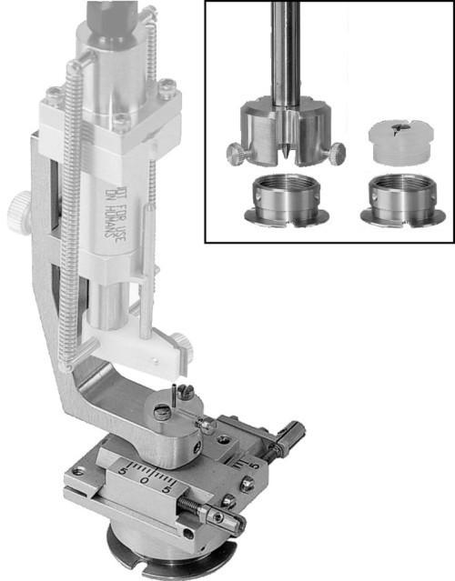 Model 608 Chronic Adapter