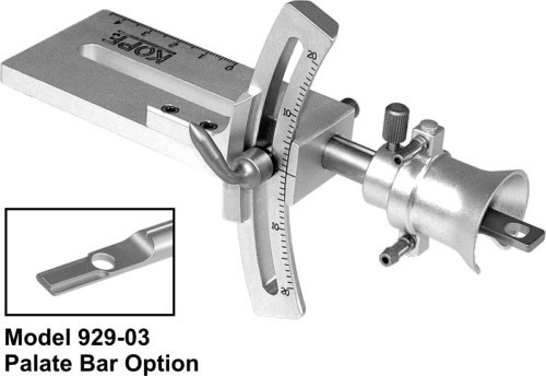 Model 929-B Rat Gas Anesthesia Head Holder