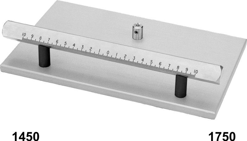 Model 1450 - Angle Calibrator, A/P Zeroing Bar & Manipulator Stands