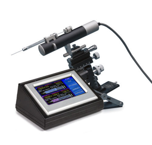 UltraMicroPump 3 with SMARTouch™ Controller